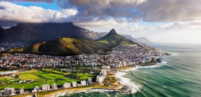 From South Africa to Utah: How to get up to 25 award nights from 100k Marriott points
