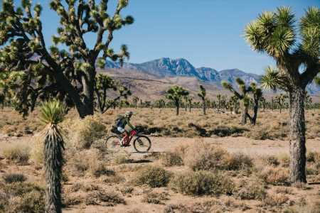 Dispatches: An E-Mountain Bike Expedition First Across Death Valley