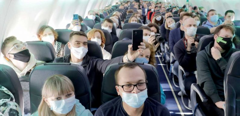 6 passenger types I hate getting stuck next to on a plane