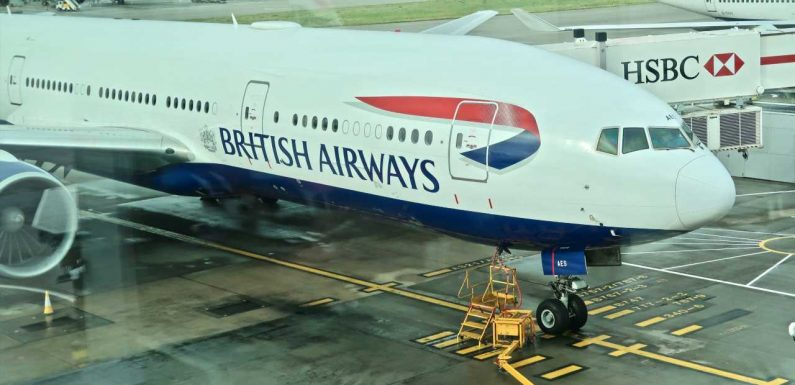 The best seats on the refurbished British Airways 777 with Club Suite
