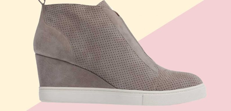 Shoppers Are Obsessed With These Wedge Sneakers — and They're 41% Off for Nordstrom's Half-yearly Sale