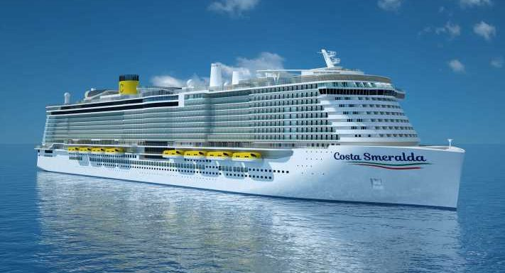 Costa Cruises cancels Christmas, New Year's cruises in 'further economic sacrifice' amid COVID-19