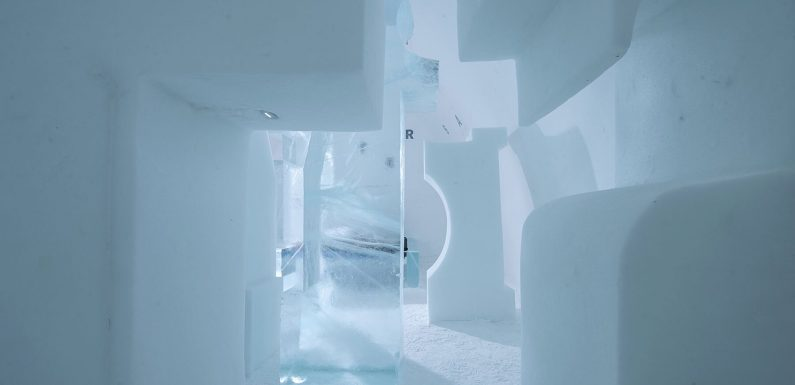 Sweden's Icehotel Debuts New Interactive Art Suites — and You Don't Have to Travel to Experience Them