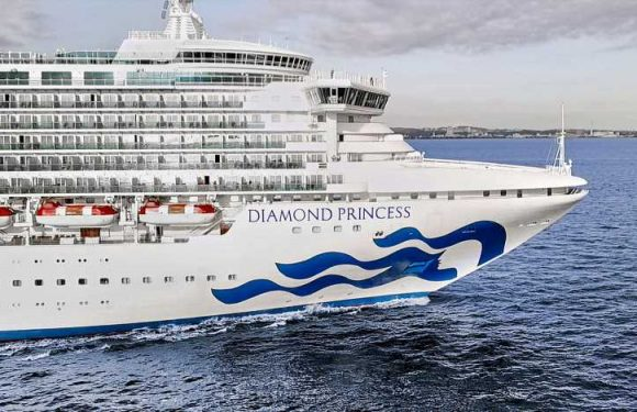 Princess Cruises Is Spending Its Downtime Making Some Major Upgrades to Its Fleet