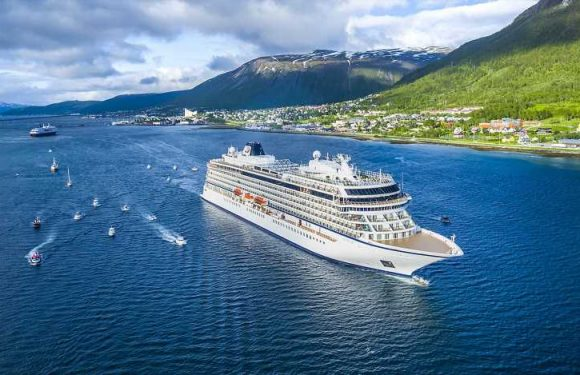 Viking Cruises' New Safety Protocols Include Daily COVID-19 Testing, New Filtration Systems, and Disinfecting Robots
