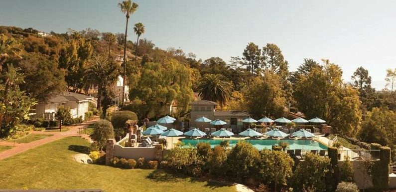 Why This Ultra-private Santa Barbara Hotel Was the Perfect Place for My First COVID-era Vacation
