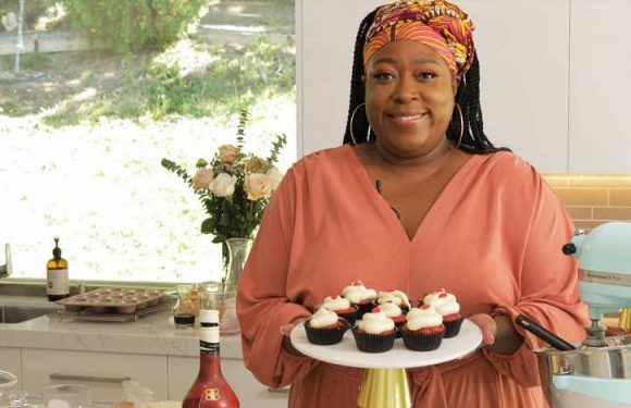 Make the Best Booze-infused Red Velvet Cupcakes Ever With Comedian Loni Love and Georgetown Cupcakes