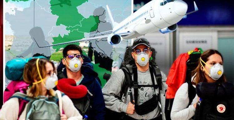Flights: BA, easyJet, Ryanair, TUI & Jet2 updates as holidays cancelled amid new lockdown