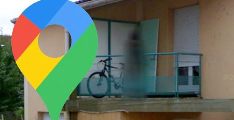 Google Maps Street View: Google blurs out 'creepy' 'monstrosity' after spooking viewers