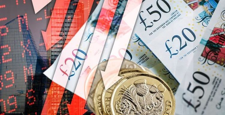 Pound to euro exchange rate: Sterling 'subdued' and 'under pressure' as lockdown underway