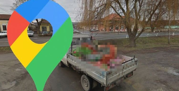 Google Maps Street View: Man dubbed 'winning' after cameras spot savvy truck upgrade