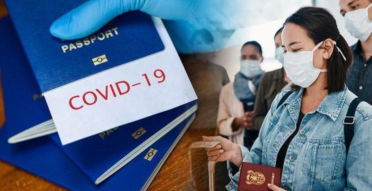 Travel: Coronavirus vaccine passports slammed as 'discriminatory' ahead of new trial
