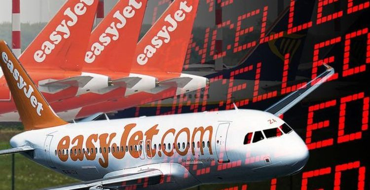 Easyjet cancels all holidays until late March: Disappointed customers can get full refund