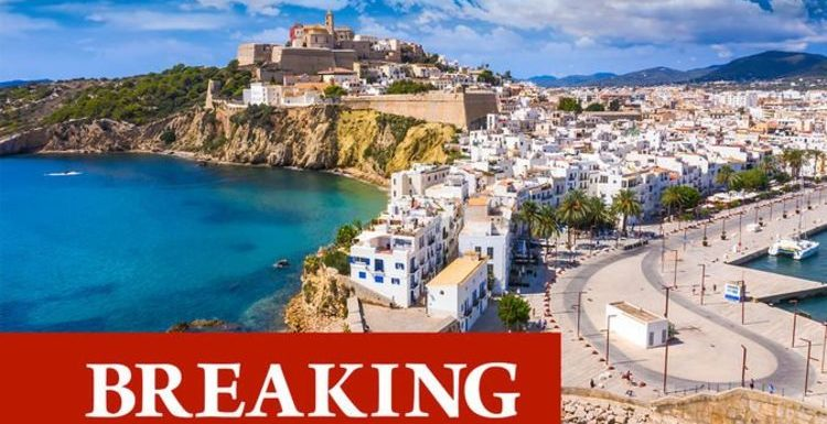 Ibiza closes borders as coronavirus levels worsen on island dashing Spain travel hopes