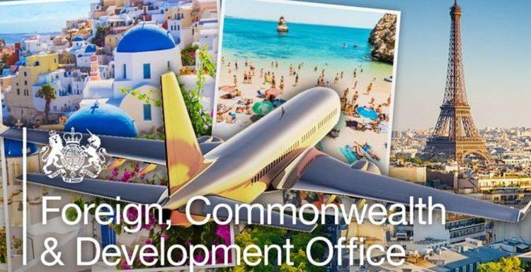 Spain, France, Italy & Portugal latest FCDO travel advice as lockdowns tighten
