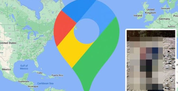 Google Maps Street View: Boy's 'weird' move 'out of reality' in remote spot alarms viewers
