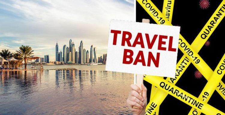Dubai holidays: Latest Foreign Office advice as UAE flights banned & quarantine back on