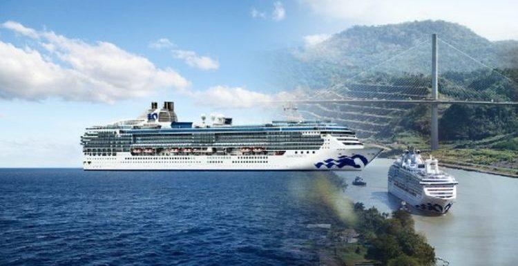 Princess Cruises unveils 111-day world cruise for 2023 boasting 50 destinations