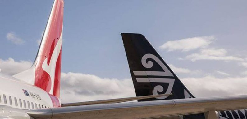 Australia's suspension of one-way safe zone flights with New Zealand lifted