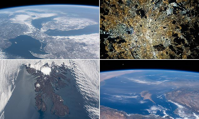 The top 20 Earth images of 2020 revealed by Nasa