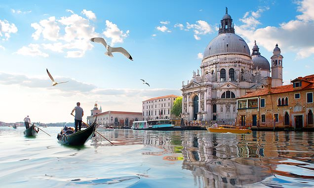 Exclusive for MoS readers: Discover Venice with TV's Kevin McCloud