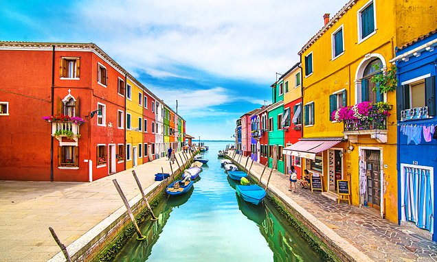 Why writer MAX DAVIDSON is dreaming of Burano during lockdown