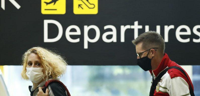 National cabinet: Masks mandatory for airline passengers