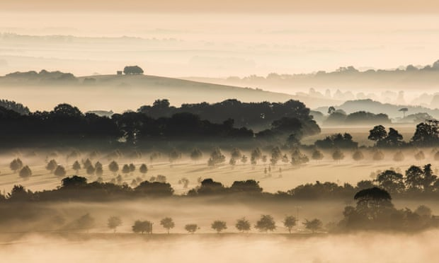 Why an everyday English field is my tranquillity base