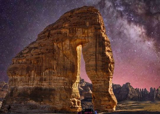 Saudi Arabia's AlUla heritage sites now open to the public all year long