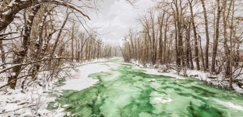 50 of the Most Stunning Pictures of Winter Across America