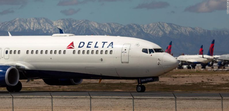 Delta turned record profit into a record loss in one year