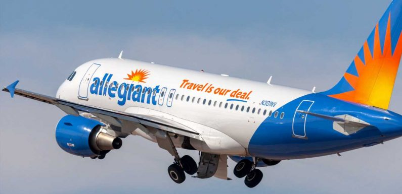 Allegiant Air is adding 21 low-cost leisure routes to this year with service to 3 new cities – here's the full list