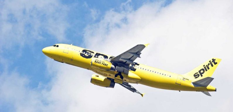 How to change or cancel a Spirit Airlines flight