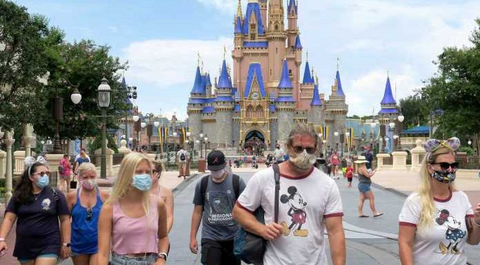 Disney World will still require masks for vaccinated guests, and some fans are surprised that had to be said