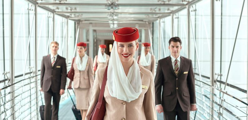 First Emirates pilots, cabin crew set to be vaccinated next week