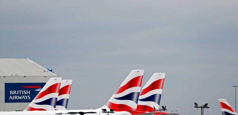 Ghana government fury over BA's Heathrow to Gatwick move