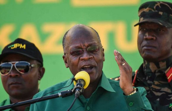 Tanzania's president claims God is protecting country from Covid, but church disagrees