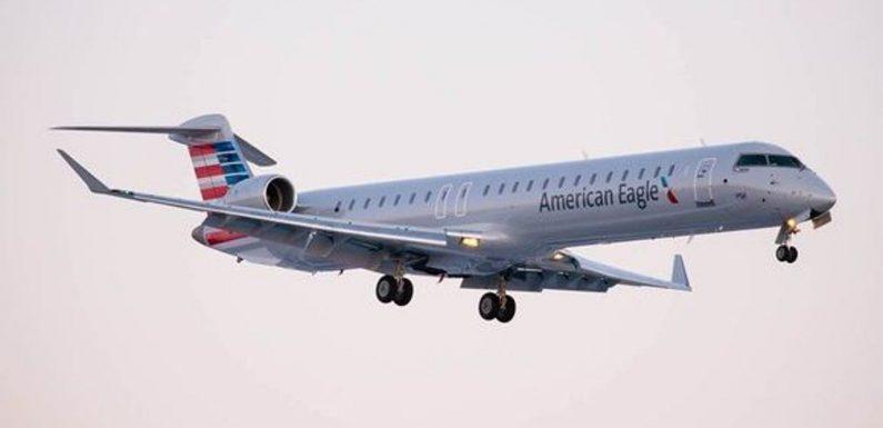 American Airlines works to rebook passengers as regional carrier grounds flights