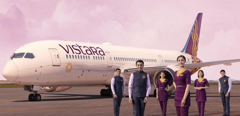 India's Vistara to start direct flights to Sharjah amid rising demand