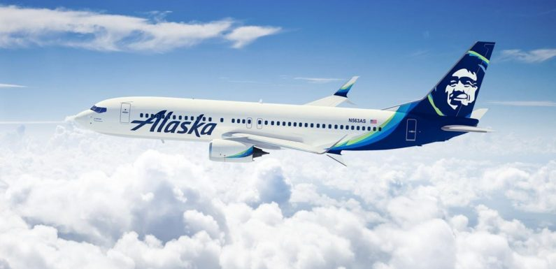 'Their behavior was unacceptable': Alaska Airlines bans 14 passengers following rowdy DC flight a day after riot