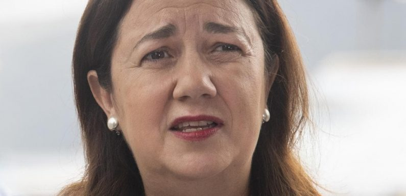 Palaszczuk slammed: 'Someone has to pay'