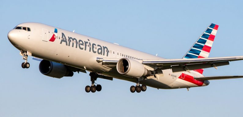 American Airlines launches home wine delivery service