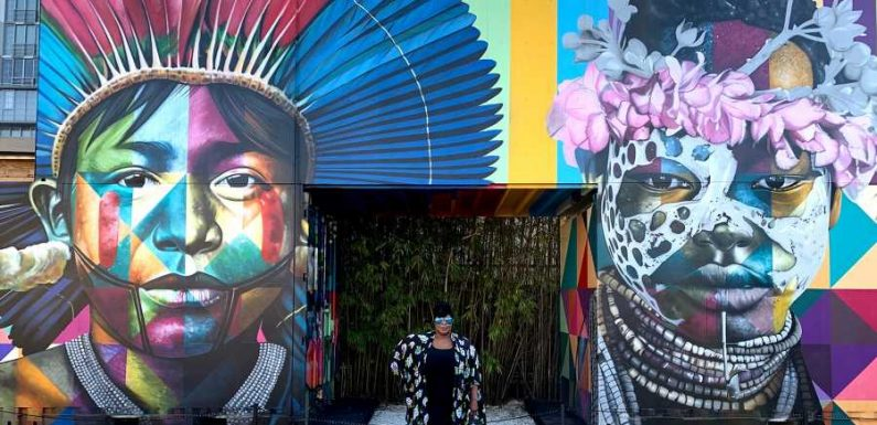 Enjoy Interactive Artwork, Pop-up Galleries, Artist Meet and Greets, and More at Art of Black Miami