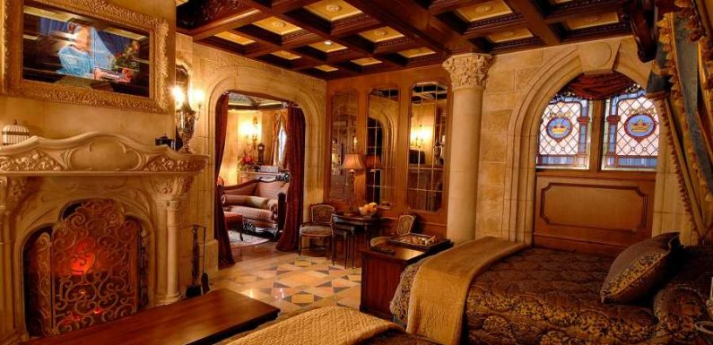 Disney World's Cinderella Castle Suite Is Super Exclusive — but a New Video Takes Us Inside