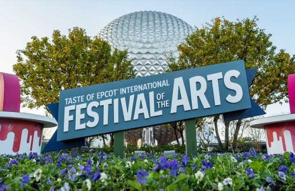 Epcot's First Festival of the Year Kicked Off This Month With Art-inspired Snacks, Entertainment, and More