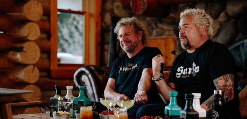 Guy Fieri on Helping the Restaurant Industry Get Through COVID —and the Future of Dining Out