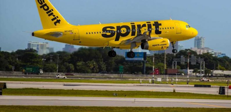 Spirit Airlines Passengers Injure 2 Gate Agents, 1 Hospitalized in Dispute Over Carry-on Allowance