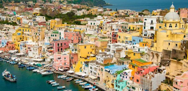 This Colorful Island Was Just Named Italy's Next Capital of Culture