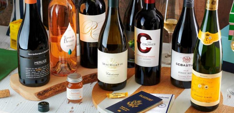 American Airlines Is Starting a First-of-its-kind Monthly Wine Club