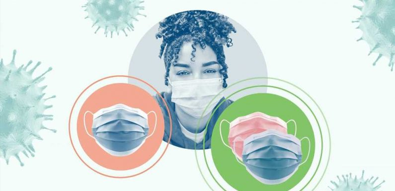 Does Wearing 2 Masks Protect Against COVID Better Than One? Here's What Experts Say